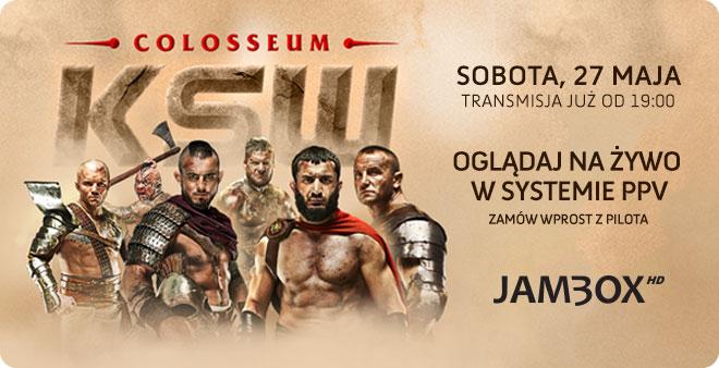KSW 39 Colosseum - LOGO
