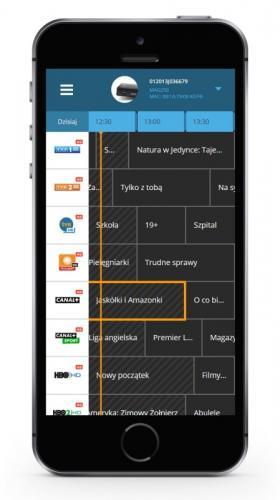 Jambox Panel - Mobile-epg